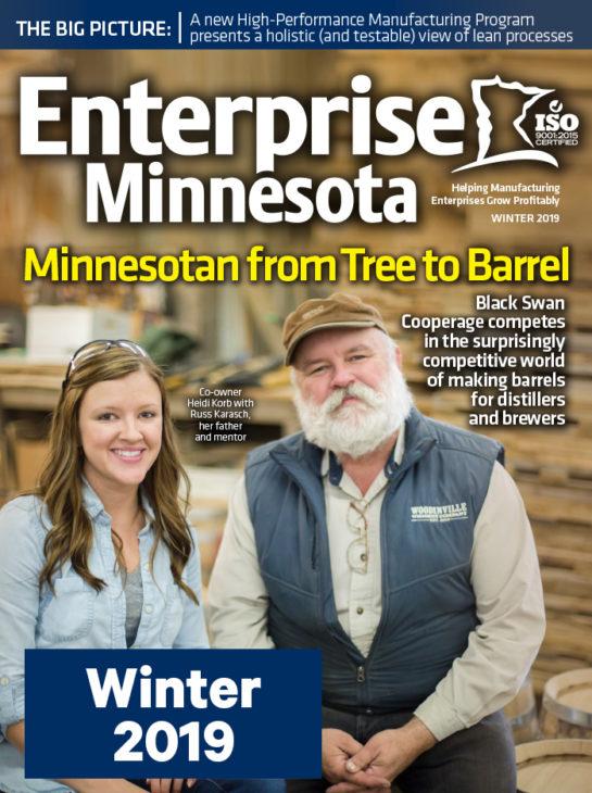 Enterprise Minnesota Magazine - Winter 2019