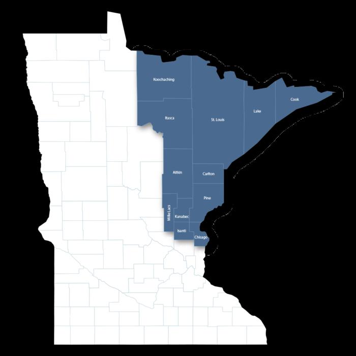 Minnesota-Northeast