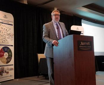 Mark Haveman at the Executive Manufacturing Forum