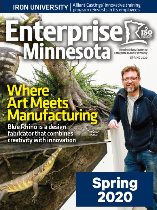 Enterprise Minnesota magazine spring 2020