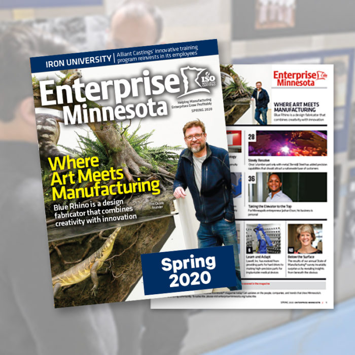 Enterprise MN Magazine 2020