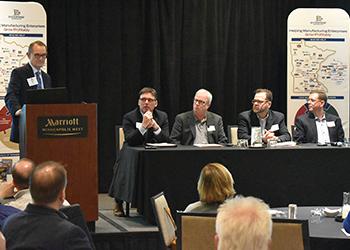 Executive Manufactruing Forum Panel 2019
