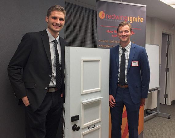 Security Door - Winter 2018