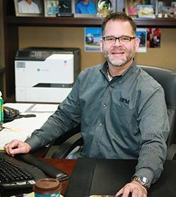 Tim Herold of Herold Precision Metals