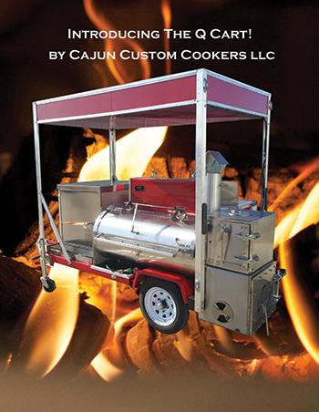 Cajun Custom Cookers - Q Cart