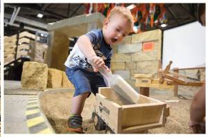 Childrens Museum of Southern Minnesota - Child playing