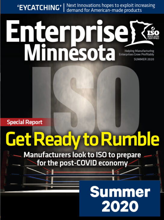Enterprise Minnesota magazine summer 2020