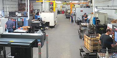 Assessments - Galaxy Precision shop floor