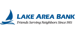 Lake Area Bank logo