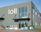 Loll Designs building