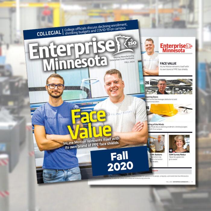 Enterprise Minnesota Magazine Fall 2020