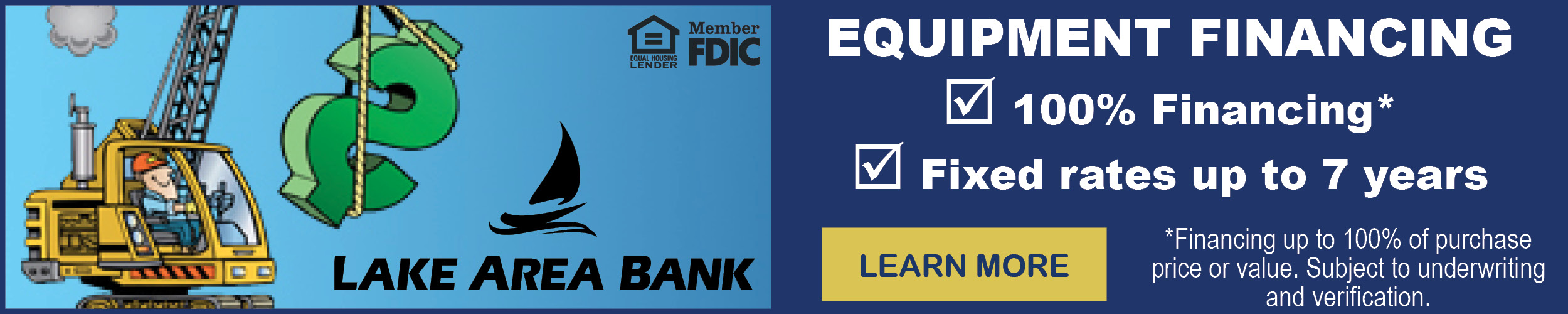 Lake Area Bank_EquipmentFinance_600x120