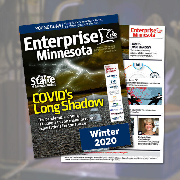 Enterprise Minnesota Magazine - Winter 2020