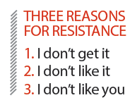 Reasons for resistance - Winter 2020