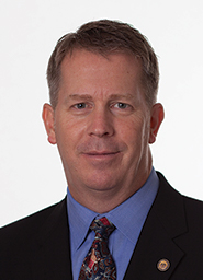 Cybersecurity expert Scott Singer of CyberNINES
