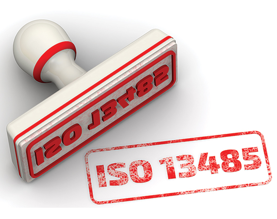 Enterprise MN staff are pursuing ISO 13485 certification