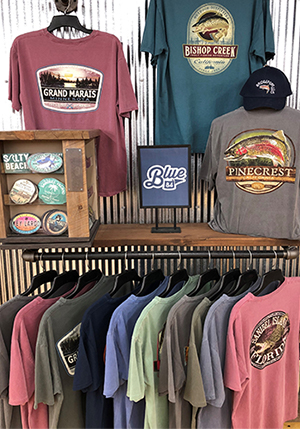 Lakeshirts Merchandise Collection - Enterprise Minnesota magazine