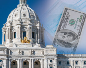 Legislative roundtable discussion with Minnesota legislators