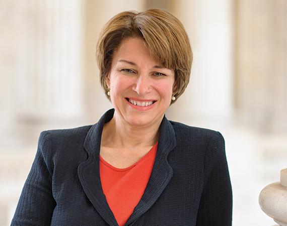 MN Senator Amy Klobuchar - Enterprise Minnesota magazine