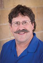South Central College professor Doug Laven