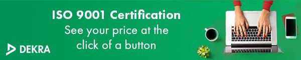 DEKRA ISO Certification - WR Banner 600x120