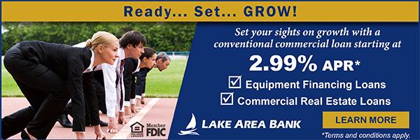 Lake Area Bank large ad_June 2021