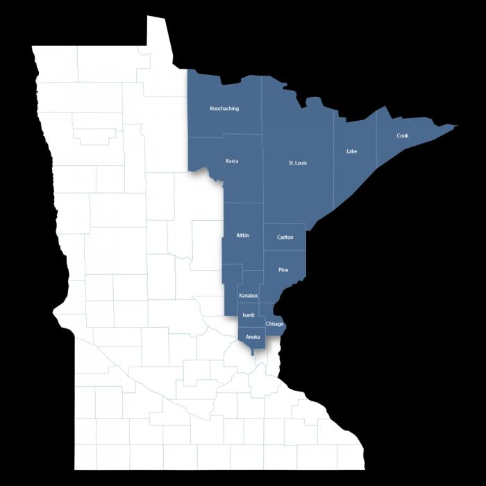 Minnesota-Northeast Territory-Enterprise Minnesota