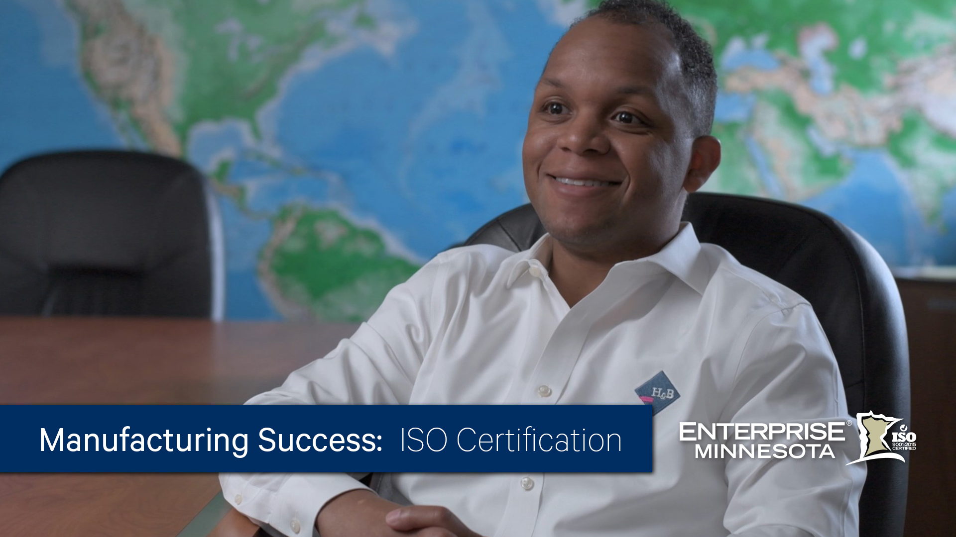 ISO Certification with Jashan Eison of H&B Elevators